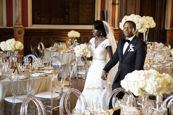 Nigerian Wedding Decor Joy and Ifeanyi Perfect Events LoveweddingsNG 6