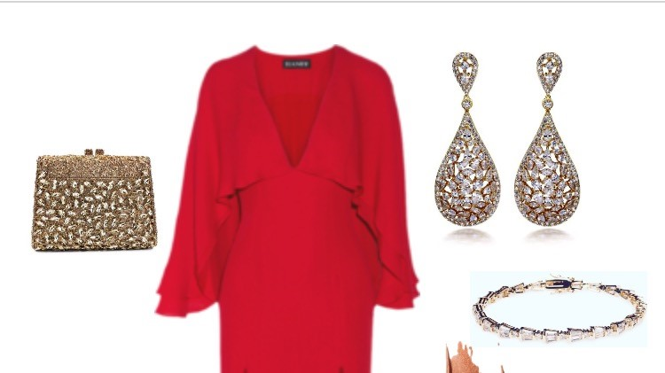 Lady in Red | Style Edits by My Velvet Box NG