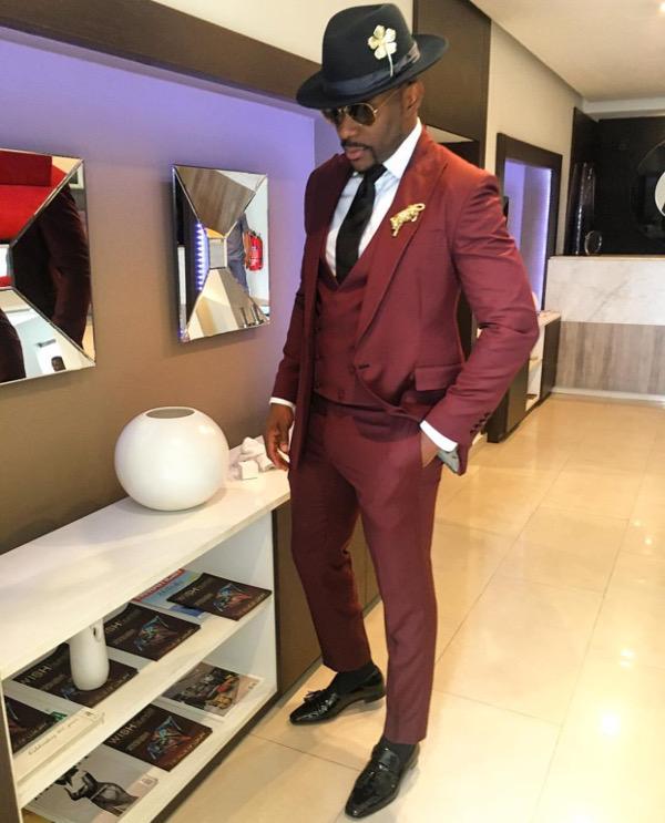 Noble Igwe Chioma Otisi Ebuka Obi-Uchendu Nigerian Celebrity Wedding LoveweddingsNG