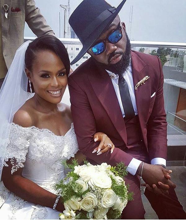 Noble Igwe Chioma Otisi Nigerian Celebrity Wedding LoveweddingsNG 2