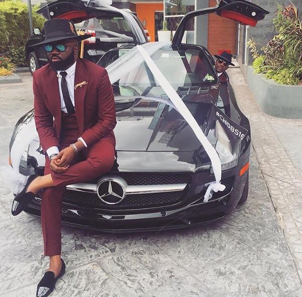 Noble Igwe Chioma Otisi Nigerian Celebrity Wedding LoveweddingsNG