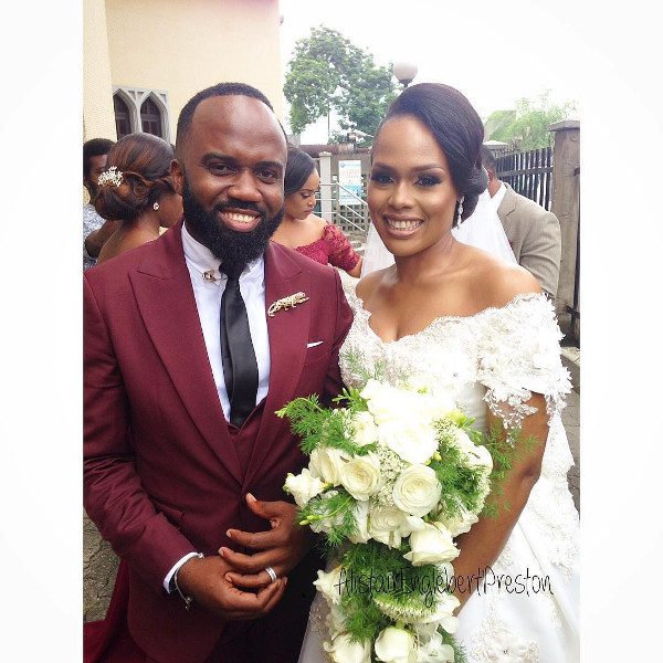 Noble Igwe Chioma Otisi Wedding LoveweddingsNG