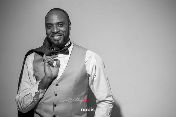 Nollywood Kalu Ikeagwu White Wedding Nobis Photography LoveweddingsNG