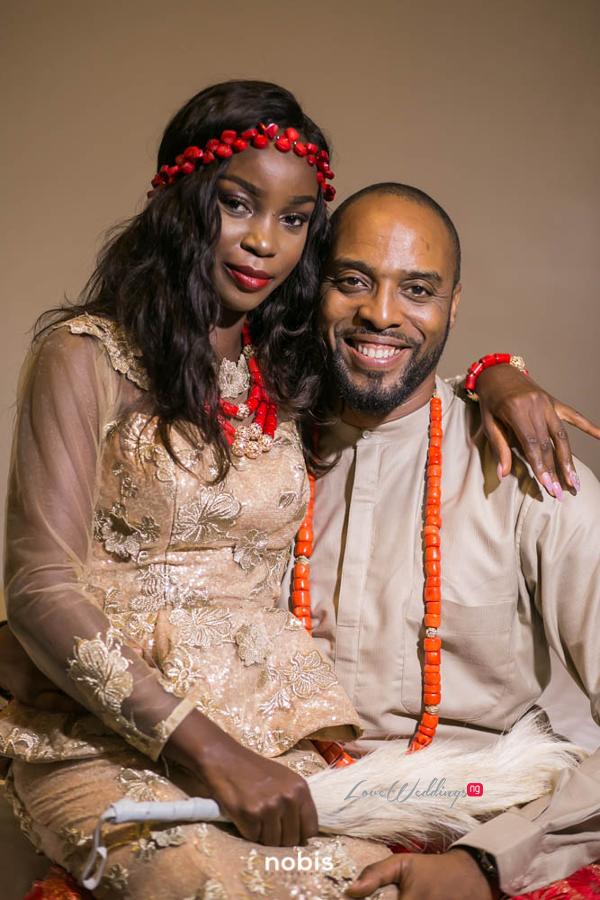 Nollywood Kalu Ikeagwu and Ijeoma Eze Traditional Wedding Nobis Photography LoveweddingsNG 2