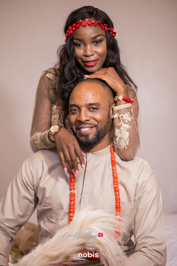 Nollywood Kalu Ikeagwu and Ijeoma Eze Traditional Wedding Nobis Photography LoveweddingsNG 3