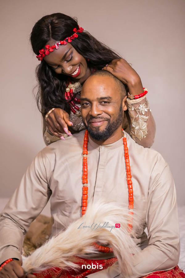Nollywood Kalu Ikeagwu and Ijeoma Eze Traditional Wedding Nobis Photography LoveweddingsNG 4