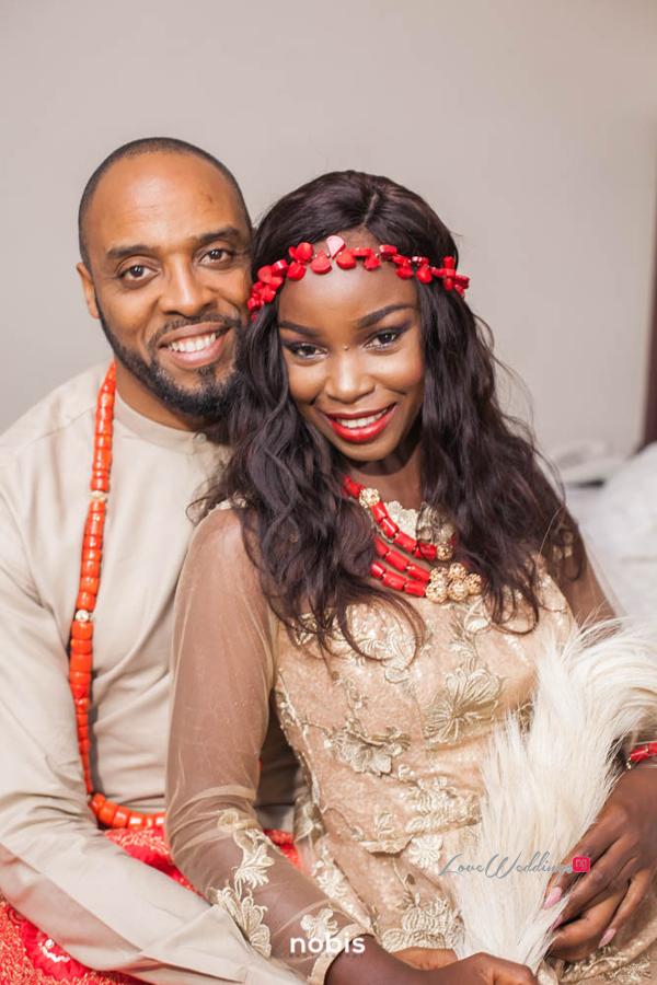 Nollywood Kalu Ikeagwu and Ijeoma Eze Traditional Wedding Nobis Photography LoveweddingsNG