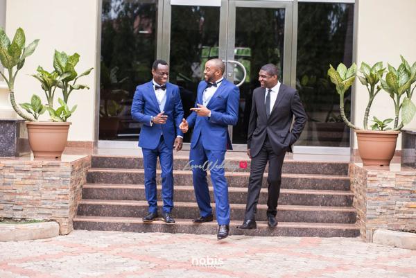Nollywood Kalu Ikeagwu and Ijeoma Eze White Wedding Nobis Photography LoveweddingsNG 11