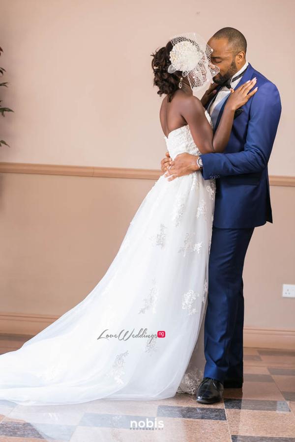 Nollywood Kalu Ikeagwu and Ijeoma Eze White Wedding Nobis Photography LoveweddingsNG 13