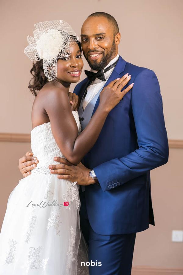 Nollywood Kalu Ikeagwu and Ijeoma Eze White Wedding Nobis Photography LoveweddingsNG 14