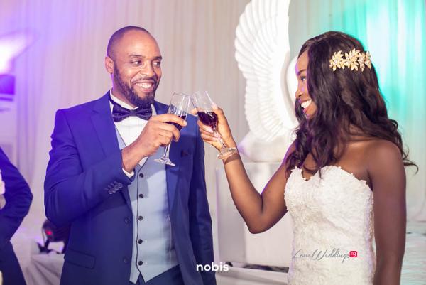 Nollywood Kalu Ikeagwu and Ijeoma Eze White Wedding Nobis Photography LoveweddingsNG 17