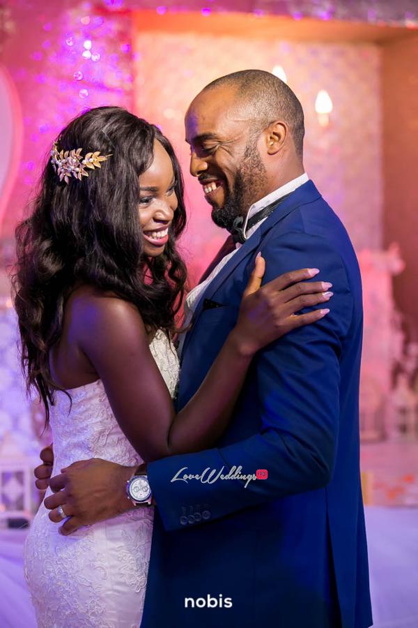 Nollywood Kalu Ikeagwu and Ijeoma Eze White Wedding Nobis Photography LoveweddingsNG 18