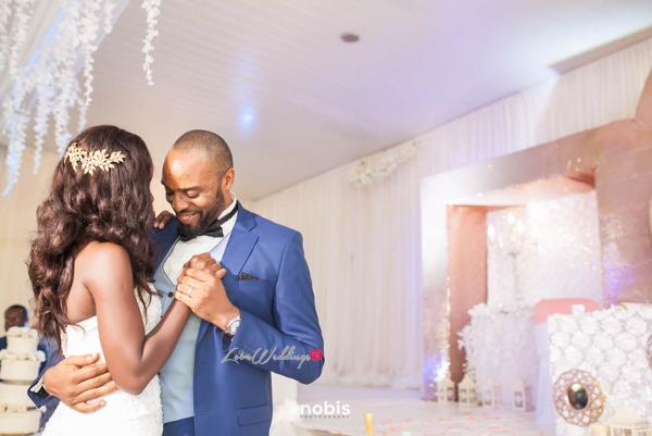 Nollywood Kalu Ikeagwu and Ijeoma Eze White Wedding Nobis Photography LoveweddingsNG 4