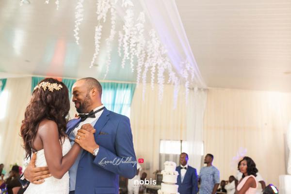 Nollywood Kalu Ikeagwu and Ijeoma Eze White Wedding Nobis Photography LoveweddingsNG 5