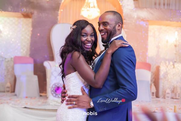 Nollywood Kalu Ikeagwu and Ijeoma Eze White Wedding Nobis Photography LoveweddingsNG 6