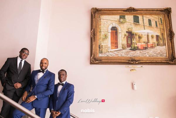 Nollywood Kalu Ikeagwu and Ijeoma Eze White Wedding Nobis Photography LoveweddingsNG 8