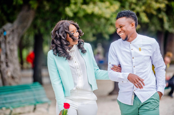 Onazi Ogenyi Sandra Ogunsuyi Pre Wedding Photos LoveweddingsNG 2