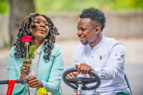 Onazi Ogenyi Sandra Ogunsuyi Pre Wedding Photos LoveweddingsNG 5