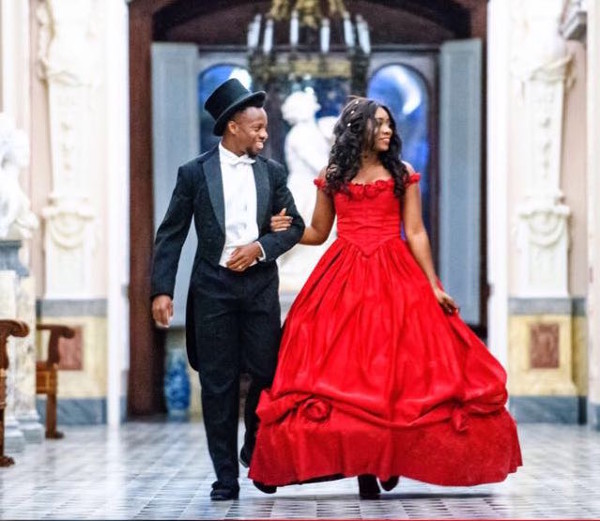 Onazi Ogenyi Sandra Ogunsuyi Pre Wedding Photos LoveweddingsNG 8