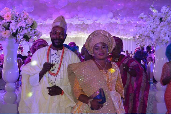 Onazi Ogenyi Sandra Ogunsuyi White Wedding Brides Parents LoveweddingsNG