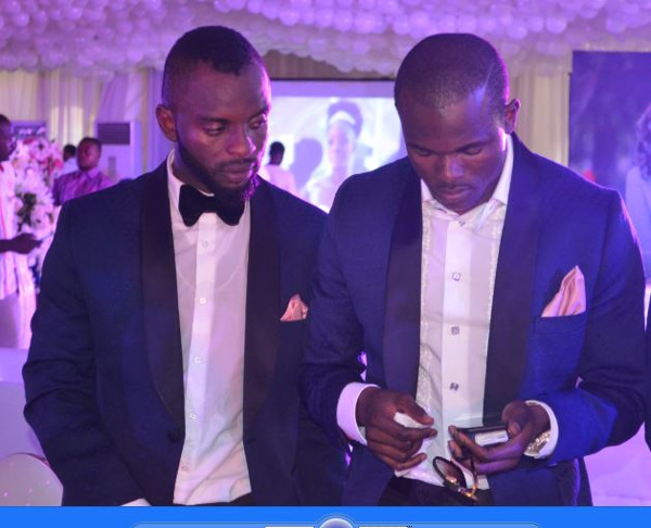 Onazi Ogenyi Sandra Ogunsuyi White Wedding Guests - Sunday Mba and Victor Obinna Nsofor LoveweddingsNG