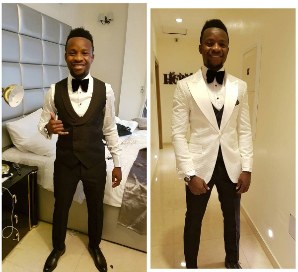 Onazi Ogenyi Sandra Ogunsuyi White Wedding Photos LoveweddingsNG 1