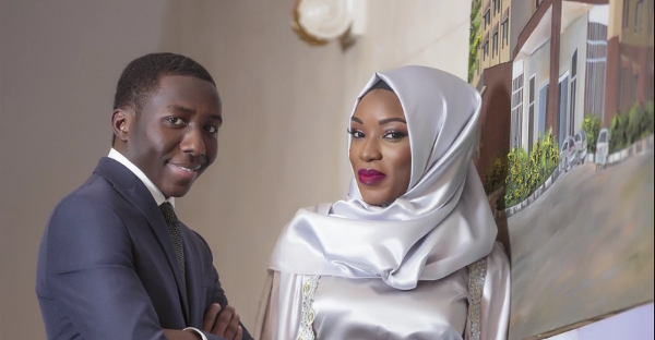 Safiya & Abubakar met on social media | Genius Films