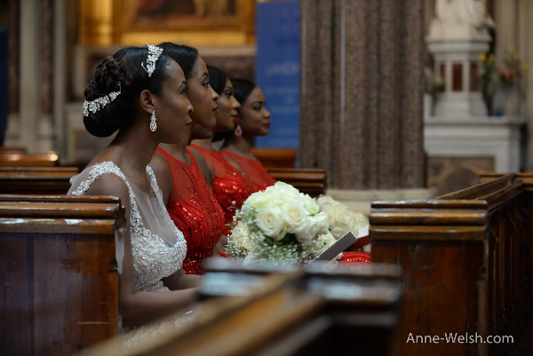 Sarah Ikeobi Nigerian Wedding Anne Welsh Bridesmaids Special Functions Films LoveweddingsNG 2