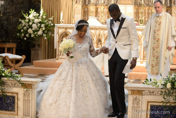 Sarah & Ikeobi's Fairytale Wedding | Special Functions Films