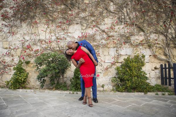 Sena Morts n More and Hope Vanilla Orchid Bakery PreWedding Shoot Malta LoveweddingsNG 1