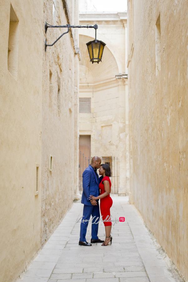 Sena Morts n More and Hope Vanilla Orchid Bakery PreWedding Shoot Malta LoveweddingsNG 11