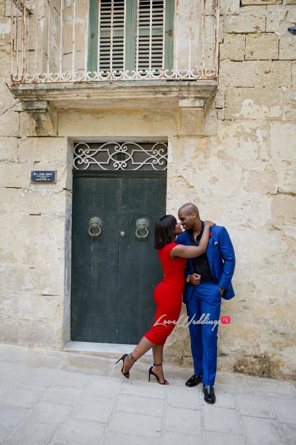 Sena Morts n More and Hope Vanilla Orchid Bakery PreWedding Shoot Malta LoveweddingsNG 14