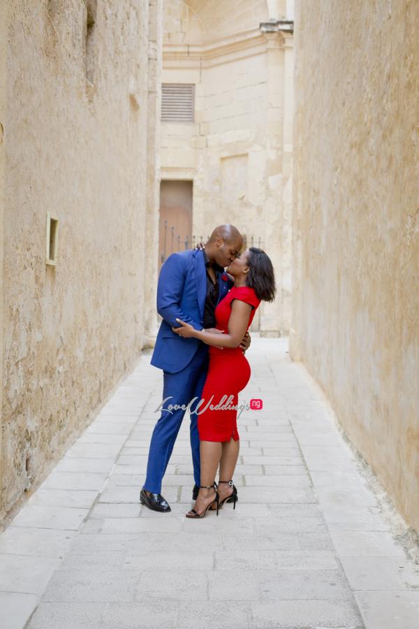 Sena Morts n More and Hope Vanilla Orchid Bakery PreWedding Shoot Malta LoveweddingsNG 5
