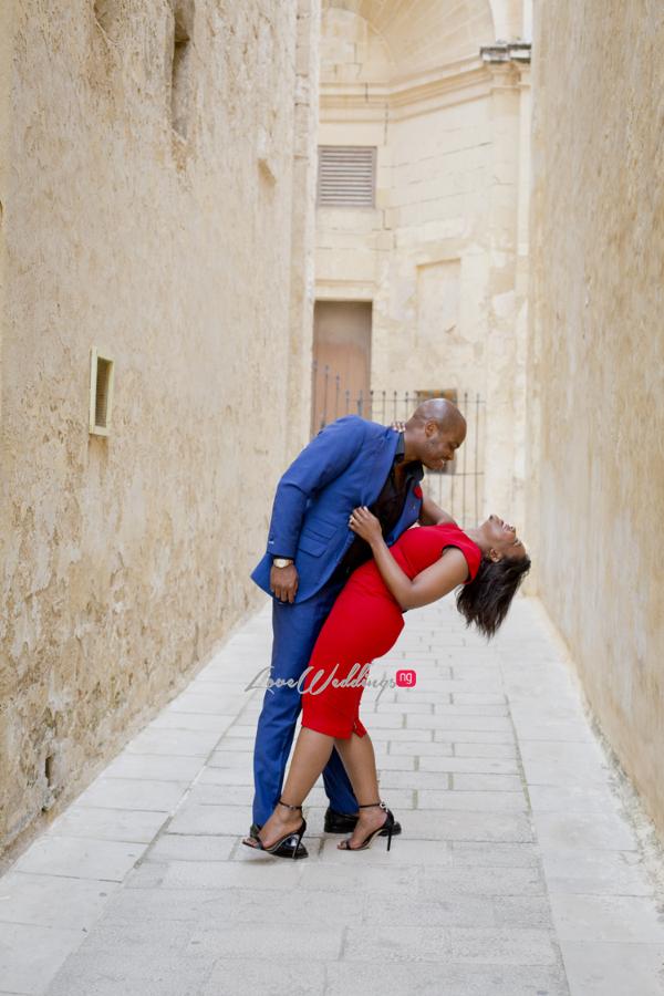 Sena Morts n More and Hope Vanilla Orchid Bakery PreWedding Shoot Malta LoveweddingsNG 6