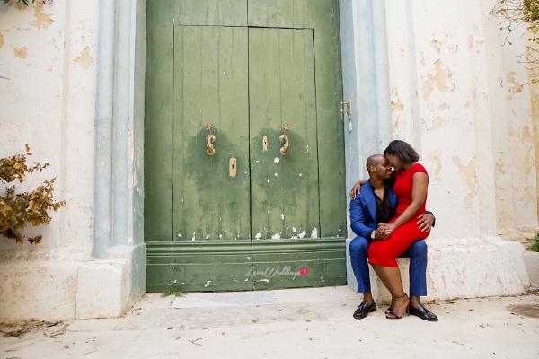 Sena Morts n More and Hope Vanilla Orchid Bakery PreWedding Shoot Malta LoveweddingsNG 7