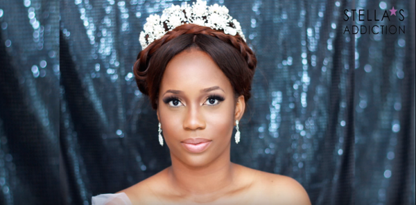 Stellas Addiction Soft Bridal Makeup Tutorial LoveweddingsNG