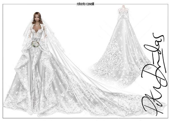 Ciara Wedding Gown LoveweddingsNG 2