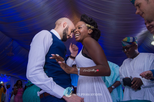 Esther & Kyrillos' YoruGreek Wedding | Sculptors Event Planners