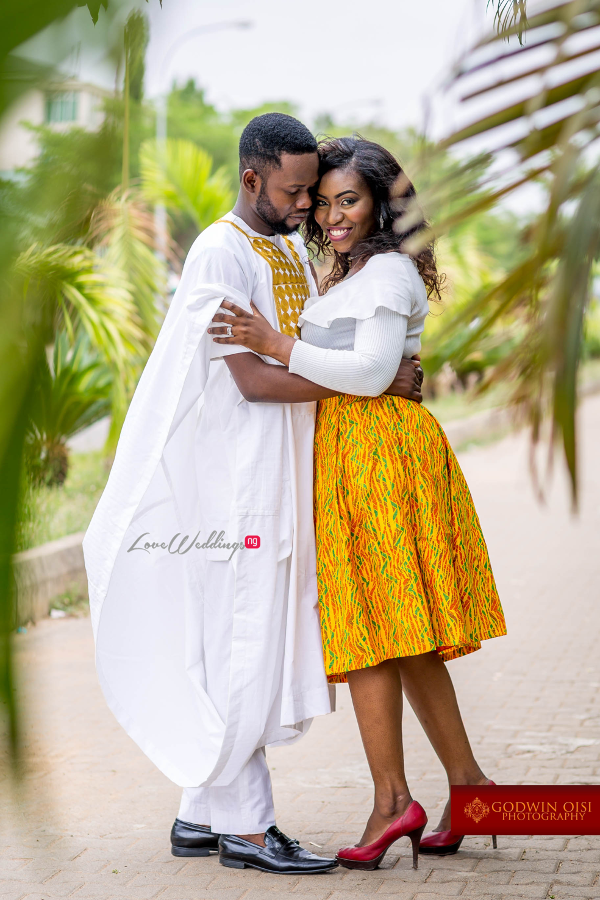Godwin and Adejoke Oisi Wedding Anniversary LoveweddingsNG 5