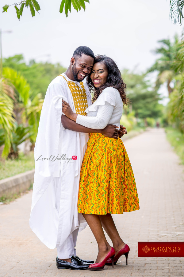 Godwin and Adejoke Oisi Wedding Anniversary LoveweddingsNG 6