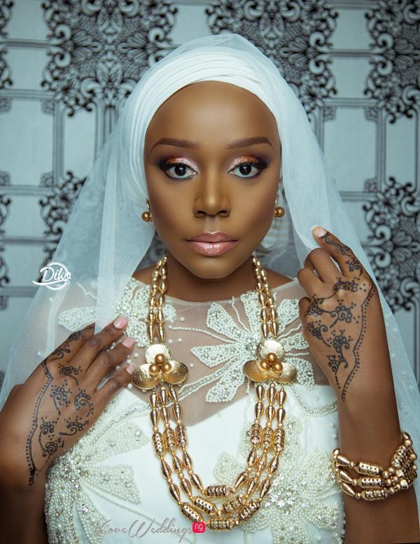 Michelle Dede Hausa Bride LoveweddingsNG 2