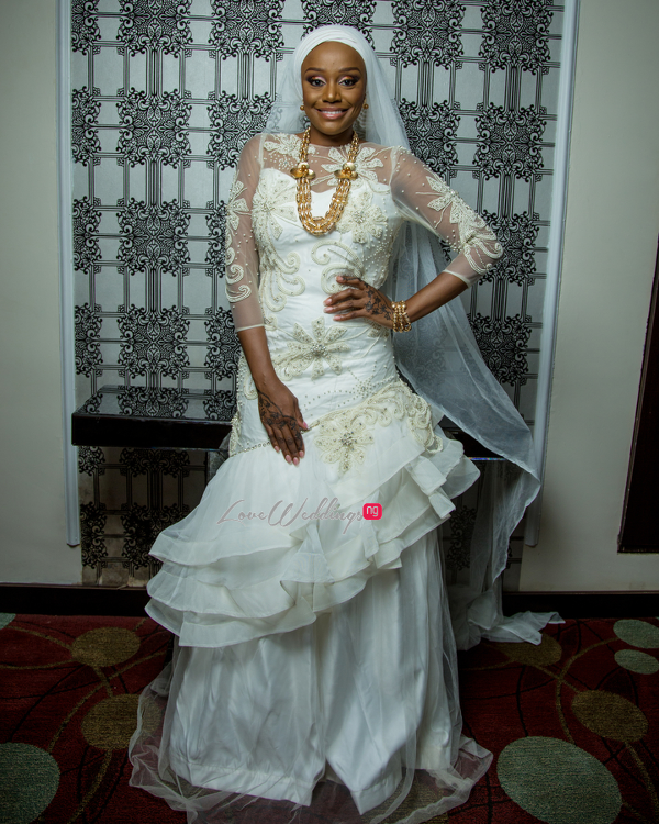 Michelle Dede Hausa Bride LoveweddingsNG