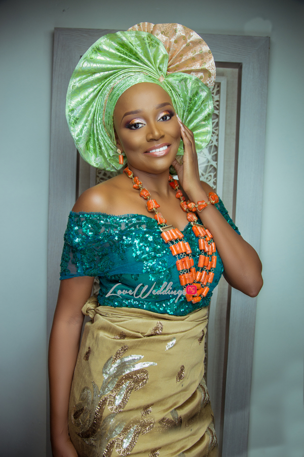 Michelle Dede Igbo Bride LoveweddingsNG 1
