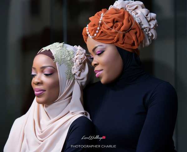 Muslim Hijab Bridal Look LoveweddingsNG 6