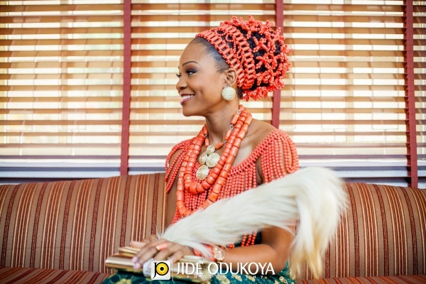 7 Signs You're Not a Typical Nigerian Bride
