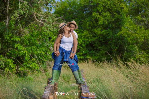 Nigerian Cowboy PreWedding Shoot Rotimi and Blessing Tamo Images Weddings LoveweddingsNG 10