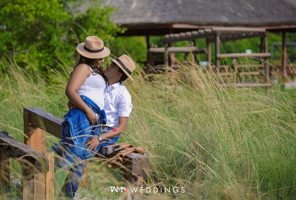 Nigerian Cowboy PreWedding Shoot Rotimi and Blessing Tamo Images Weddings LoveweddingsNG 12