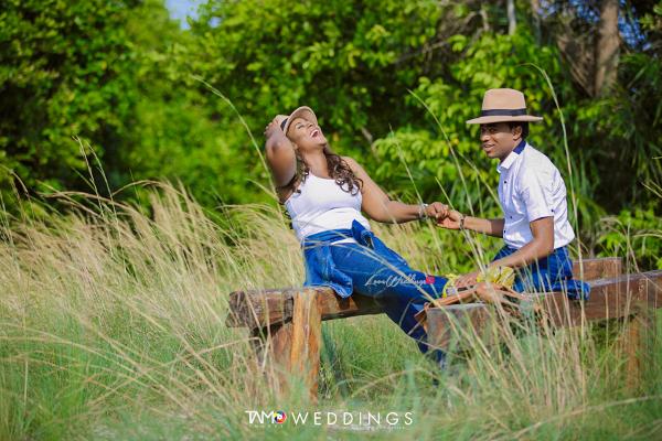 Nigerian Cowboy PreWedding Shoot Rotimi and Blessing Tamo Images Weddings LoveweddingsNG 14