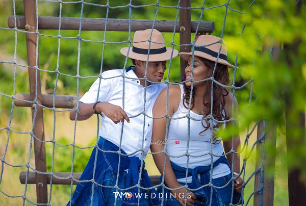 Nigerian Cowboy PreWedding Shoot Rotimi and Blessing Tamo Images Weddings LoveweddingsNG 15