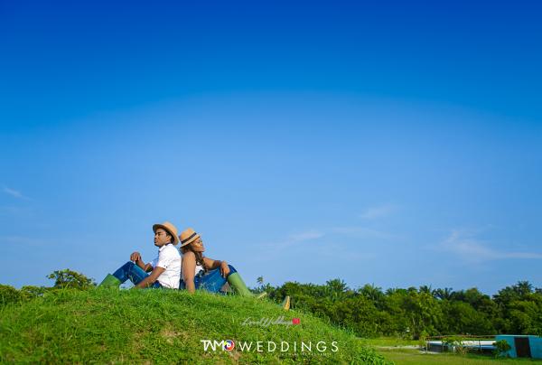 Nigerian Cowboy PreWedding Shoot Rotimi and Blessing Tamo Images Weddings LoveweddingsNG 2